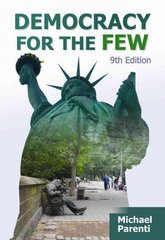 Democracy for the Few 9th edition 9780495911265 0495911267