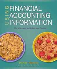 Using Financial Accounting Information 7th edition 9780538452748 0538452749
