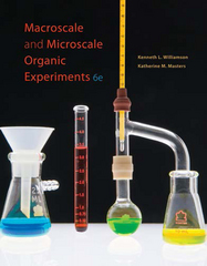 Macroscale and Microscale Organic Experiments 6th edition 9781133008132 1133008135