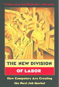 The New Division of Labor 0 9780691124025 0691124027