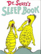 Dr. Seuss's Sleep Book 0 9780394900919 039490091X