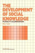 The Development of Social Knowledge 0 9780521273053 0521273056