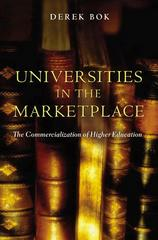 Universities in the Marketplace 1st edition 9780691114125 0691114129