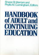 Handbook of Adult and Continuing Education, 7-by-10-inch format 1st edition 9781555421618 155542161X
