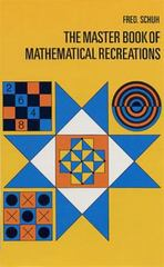 The Master Book of Mathematical Puzzles and Recreations 1st Edition 9780486221342 0486221342