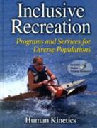 Inclusive Recreation 1st Edition 9780736081771 0736081771