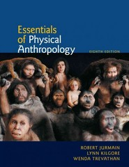 Cengage Advantage Book: Essentials of Physical Anthropology 8th edition 9780840033215 0840033214