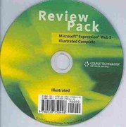 Review Pack for Riley's Microsoft® Expression Web 3: Illustrated Complete 1st edition 9780538750448 0538750448