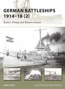 German Battleships 1914–18 (2) 0 9781846034688 184603468X