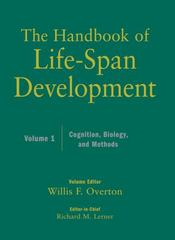 The Handbook of Life-Span Development, Cognition, Biology, and Methods 1st edition 9780470390115 0470390115