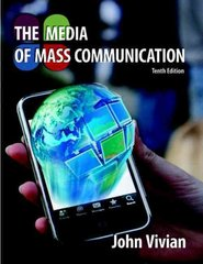 The Media of Mass Communication 10th edition 9780205693054 0205693059