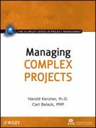 Managing Complex Projects 1st edition 9780470600344 0470600349