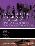 Evidence-based Decisions and Economics 2nd Edition 9781405191531 1405191538