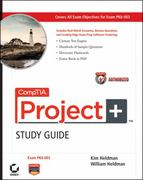 CompTIA Project+ Study Guide Authorized Courseware 1st Edition 9780470585924 0470585927