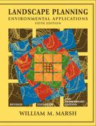 Landscape Planning 5th Edition 9780470570814 0470570814