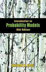 Introduction to Probability Models 10th edition 9780123756862 0123756863