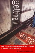 Getting It Wrong 1st Edition 9780520262096 0520262093