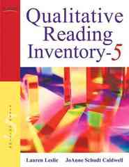Qualitative Reading Inventory 5th Edition 9780137019236 0137019238