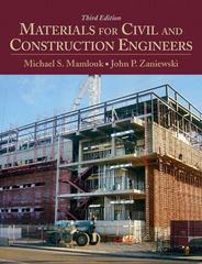 Materials for Civil and Construction Engineers 3rd edition 9780133002232 0133002233