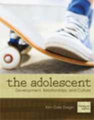 The Adolescent 13th edition 9780205731367 0205731368