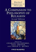 A Companion to Philosophy of Religion 2nd edition 9781405163576 1405163577