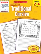 Traditional Cursive 0 9780545200745 0545200741