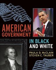 American Government in Black and White 2nd edition 9781594514975 1594514976