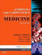 Andreoli and Carpenter's Cecil Essentials of Medicine 8th edition 9781416061090 1416061096