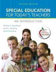Special Education for Today's Teachers 2nd edition 9780137033973 0137033974