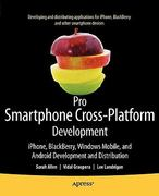 Pro Smartphone Cross-Platform Development 1st edition 9781430228684 1430228687