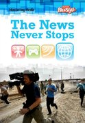 The News Never Stops 0 9781410938435 1410938433