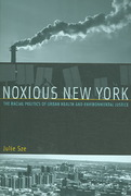 Noxious New York 0 9780262693424 0262693429