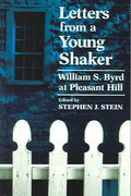 Letters from a Young Shaker 0 9780813191102 0813191106