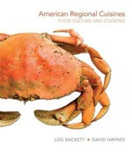 American Regional Cuisines 1st Edition 9780131109360 0131109367