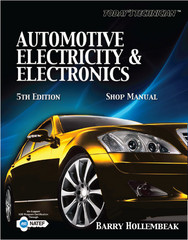 Today's Technician: Automotive Electricity and Electronics Classroom and Shop Manual Pack (Today's Technician: Automotive Electricity & Electronics) 5th Edition 9781435470101 1435470109