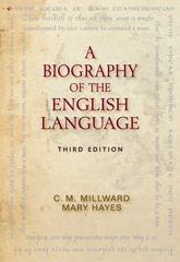 A Biography of the English Language 3rd edition 9781133170235 1133170234
