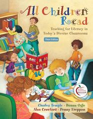 All Children Read 3rd Edition 9780132092265 0132092263