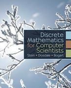 Discrete Mathematics for Computer Scientists 1st edition 9780132122719 0132122715