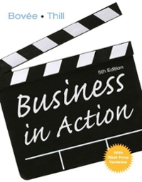 Business in Action 5th edition 9780132139656 0132139650