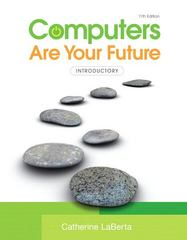 Computers Are Your Future, Introductory 11th edition 9780135092811 0135092817