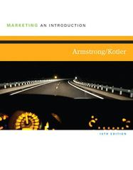 Marketing 10th edition 9780136102434 0136102433
