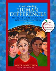 Understanding Human Differences 3rd edition 9780136103011 0136103014