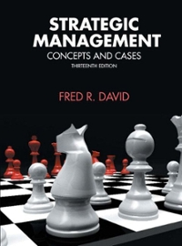 Strategic Management 13th edition 9780136120988 0136120989