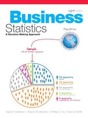 Business Statistics 8th edition 9780136121015 0136121012