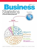 Business Statistics A Decision-Making Approach