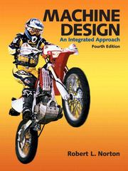 Machine Design 4th edition 9780136123705 0136123708