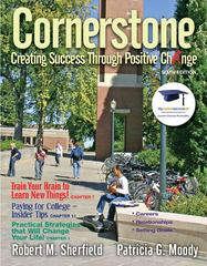 Cornerstone 6th edition 9780137007578 0137007574