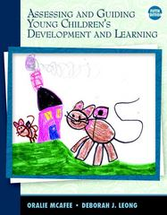 Assessing and Guiding Young Children's Development and Learning 5th Edition 9780137041275 0137041276
