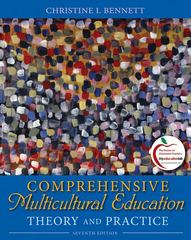 Comprehensive Multicultural Education 7th Edition 9780137042616 0137042612