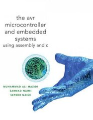 AVR Microcontroller and Embedded Systems 1st Edition 9780138003319 0138003319